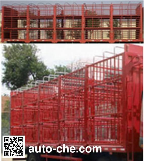 东风牌DFH5250CCQAXV畜禽运输车