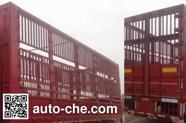 东风牌DFH5250CCQBX5A畜禽运输车