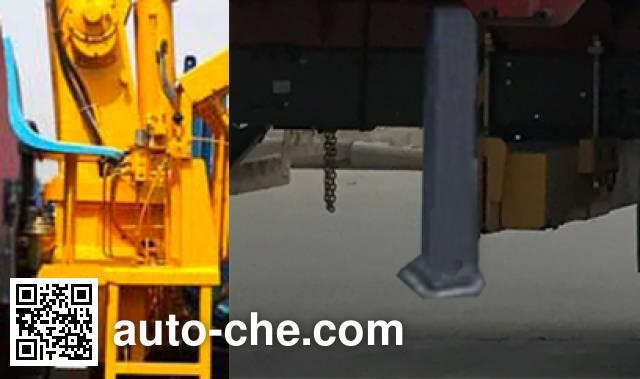 Dongfeng DFH5250JSQAX13 truck mounted loader crane