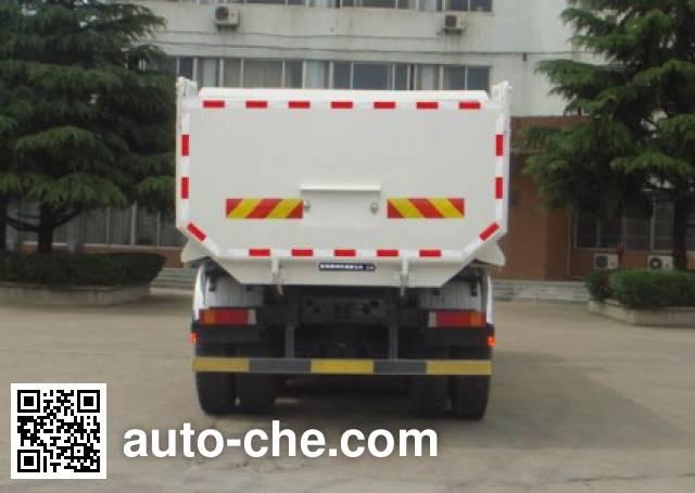 Dongfeng DFH5258ZLJA dump garbage truck