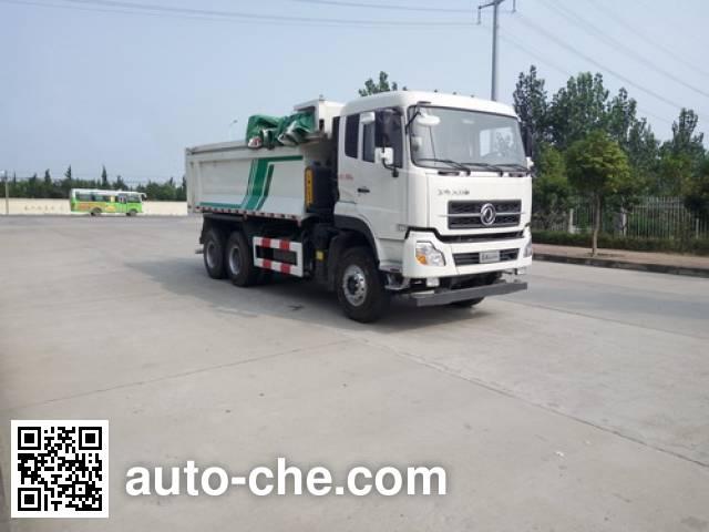 Dongfeng DFH5258ZLJA6D garbage truck