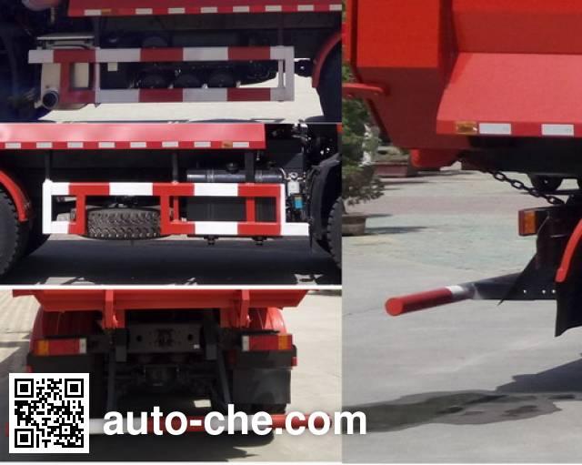 Dongfeng DFH5258ZLJAX6C dump garbage truck
