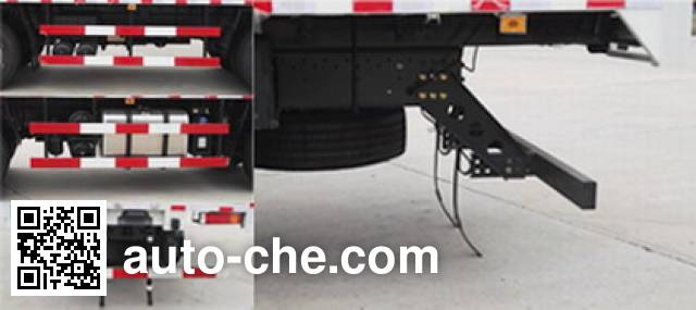 Dongfeng DFH5310XFWAX2 corrosive goods transport van truck