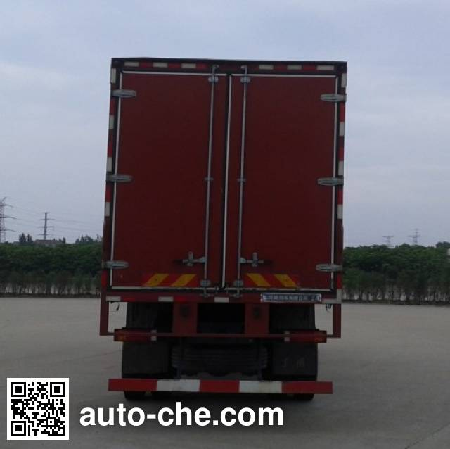 Dongfeng DFH5310XXYA1 box van truck