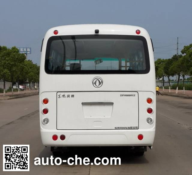 东风牌DFH6600C2城市客车