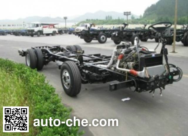 Dongfeng DFH6720F4 bus chassis