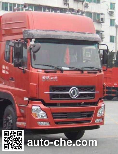 Dongfeng DFL5250GFLAX11 low-density bulk powder transport tank truck