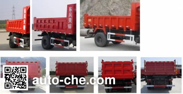 Dongfeng DFL3120B6 dump truck
