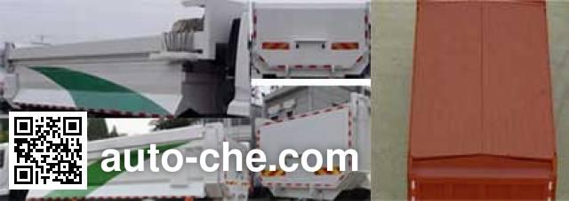 Dongfeng DFL3160BX6A dump truck