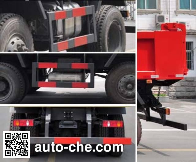 Dongfeng DFL3160B3 dump truck