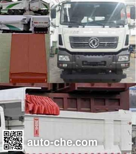 Dongfeng DFL3258A21 dump truck