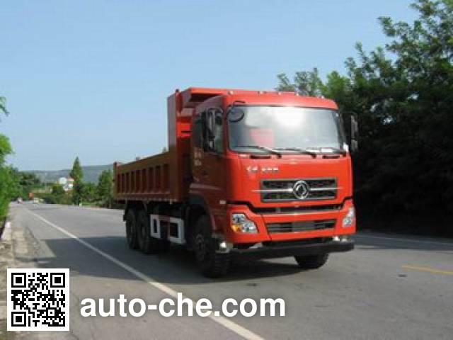 Dongfeng DFL3258AX12B dump truck