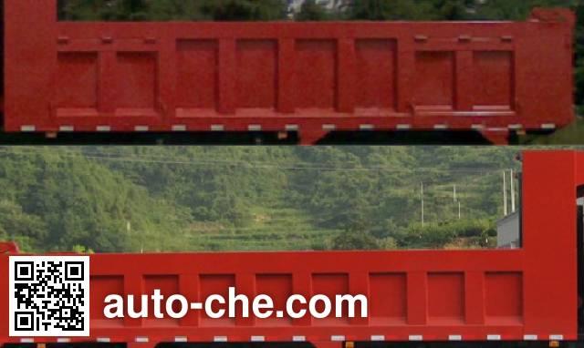 Dongfeng DFL3318AX7A dump truck
