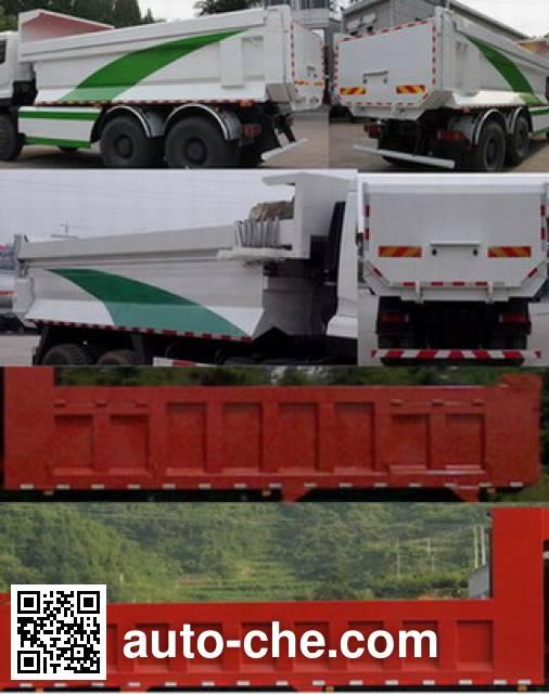 Dongfeng DFL3258AX6B dump truck