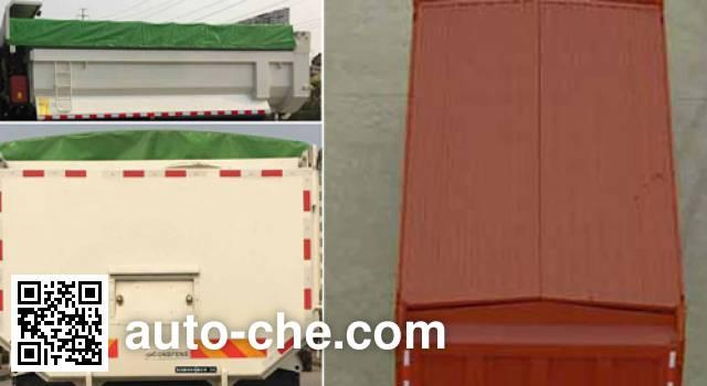 Dongfeng DFL3310A23 dump truck