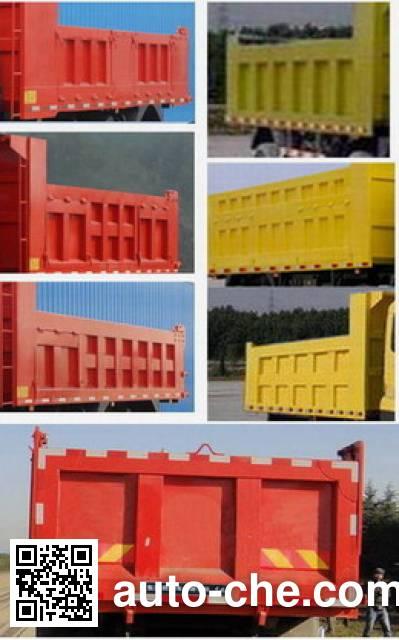 Dongfeng DFL3310B2 dump truck