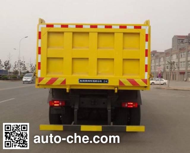 Dongfeng DFL3310B4 dump truck