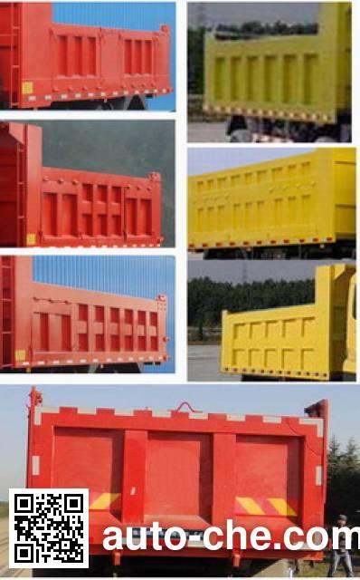 Dongfeng DFL3310B6 dump truck