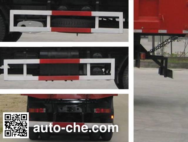 Dongfeng DFL3318A10 dump truck