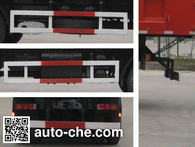 Dongfeng DFL3318A14 dump truck