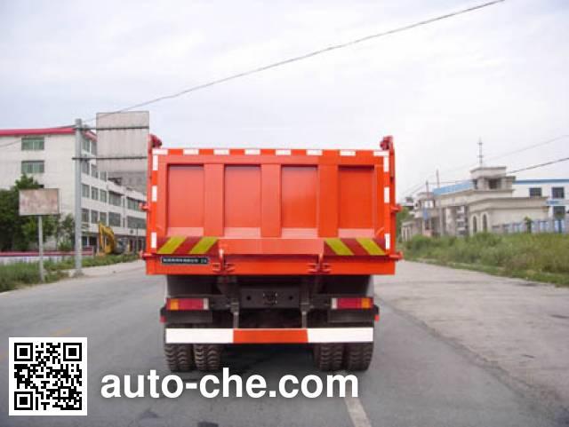 Dongfeng DFL3318AX7B dump truck