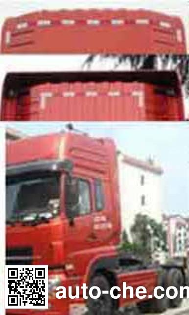 Dongfeng DFL4251AX18 tractor unit