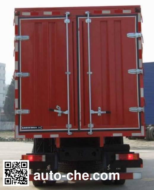 Dongfeng DFL5100XXYB4 box van truck
