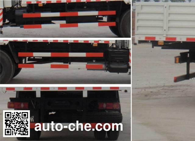 Dongfeng DFL5160JSQBX5A truck mounted loader crane