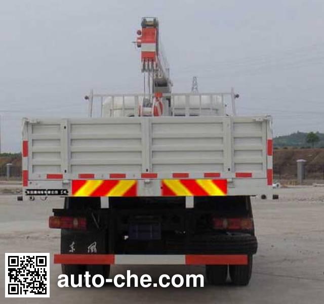 东风牌DFL5160JSQBX5A随车起重运输车