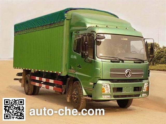 Dongfeng DFL5160XXBBX5 soft top box van truck