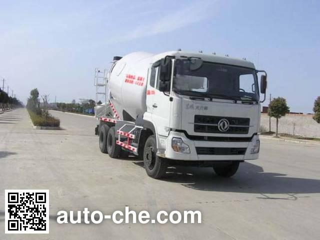 东风牌DFL5251GJBA4混凝土搅拌运输车