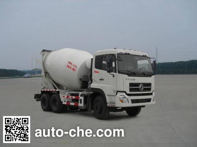 东风牌DFL5251GJBA5混凝土搅拌运输车