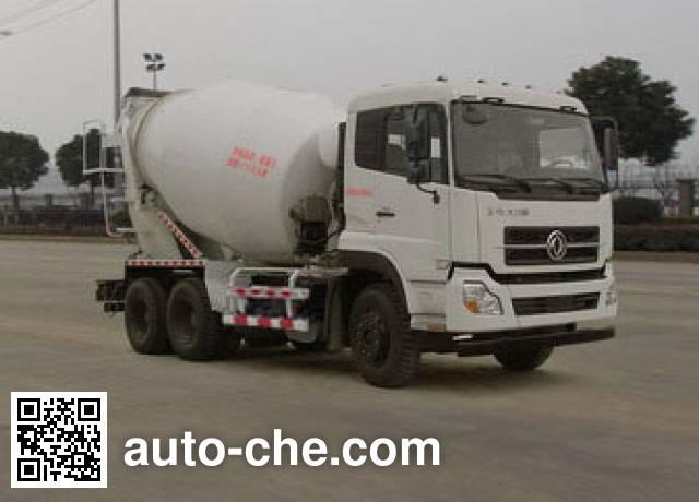 东风牌DFL5251GJBAX4混凝土搅拌运输车