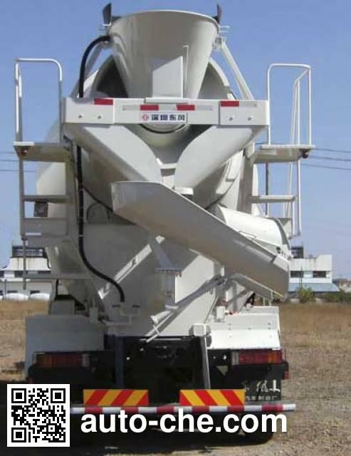 东风牌DFL5253GJBS3混凝土搅拌运输车