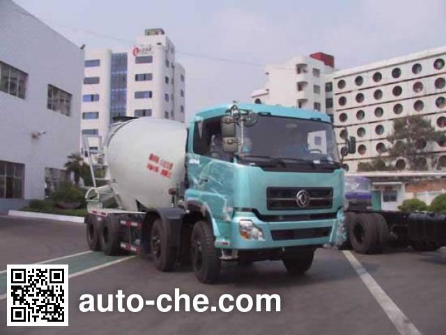 东风牌DFL5310GJBA混凝土搅拌运输车