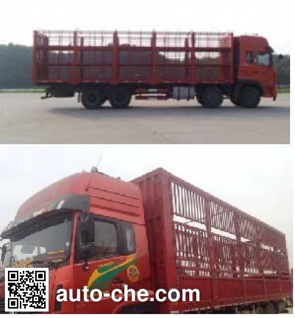 东风牌DFL5311CCQA10B畜禽运输车