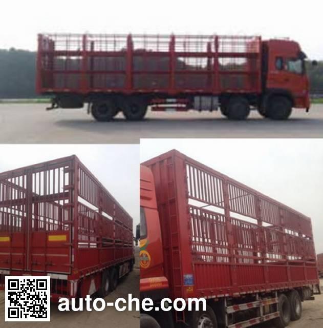 Dongfeng DFL5311CCQAX10B livestock transport truck
