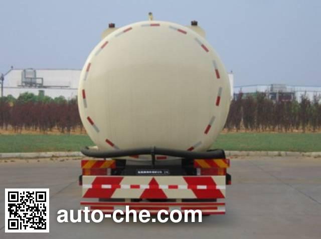 Dongfeng DFL5311GFLAX13 low-density bulk powder transport tank truck
