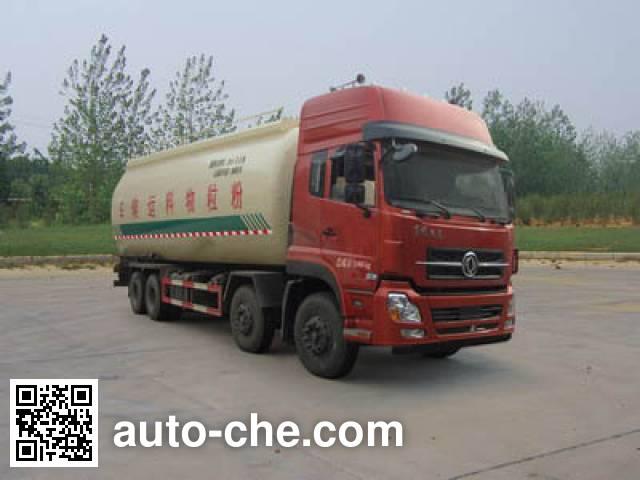 东风牌DFL5311GFLAX13低密度粉粒物料运输车