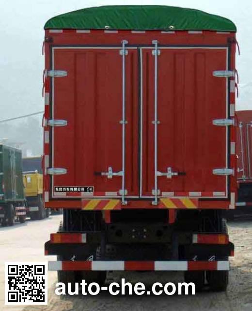 Dongfeng DFL5311XXBA8 soft top box van truck