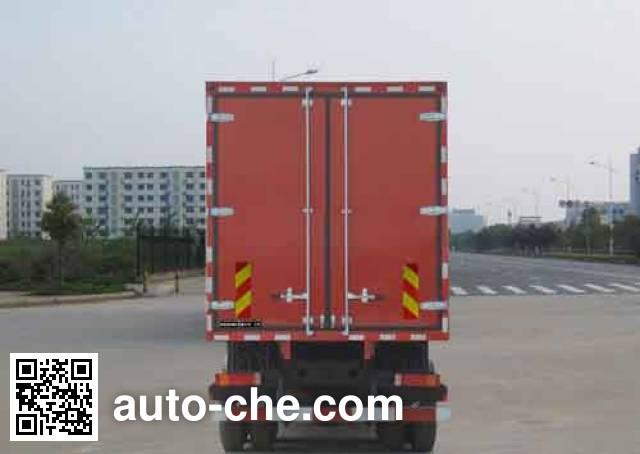 Dongfeng DFL5311XXYAX9A box van truck