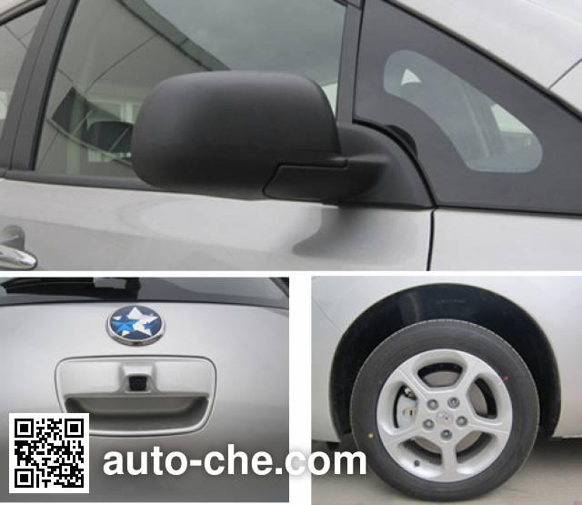 Venucia Qichen DFL7000B2BEV electric car