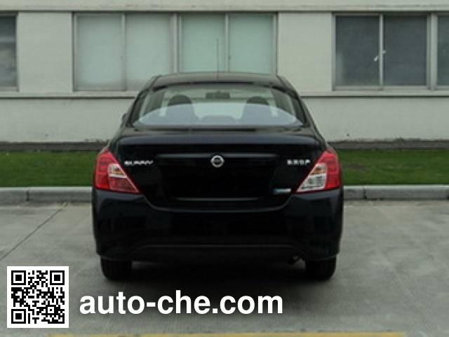 Dongfeng Nissan DFL7151VBL5 car