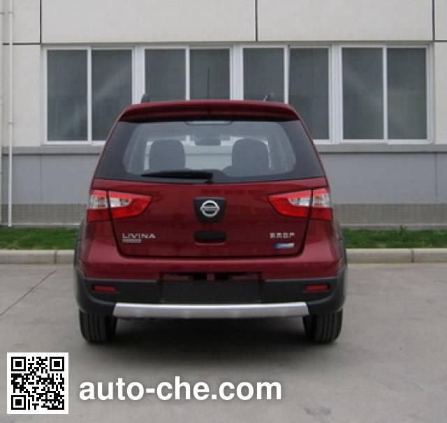 Dongfeng Nissan DFL7163VBL4 car