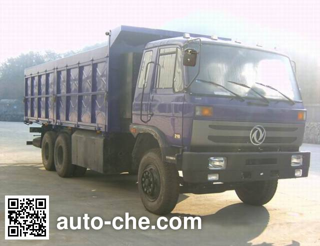 Shenyu DFS3251GL1 natural gas dump truck