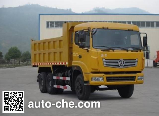 Dongfeng Jinka DFV3250G2 dump truck