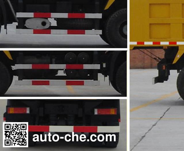 Dongfeng Jinka DFV3250G6 dump truck