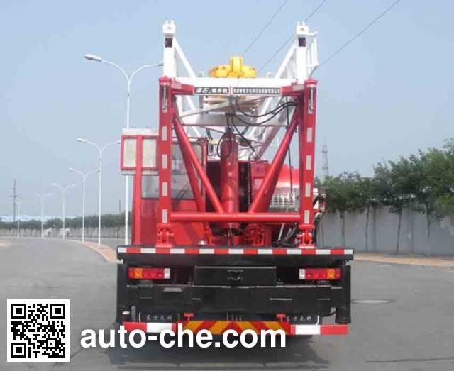 Jinshi DFX5251TXJ well-workover rig truck