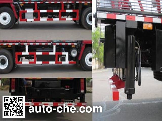 Jinshi DFX5253TXJ well-workover rig truck