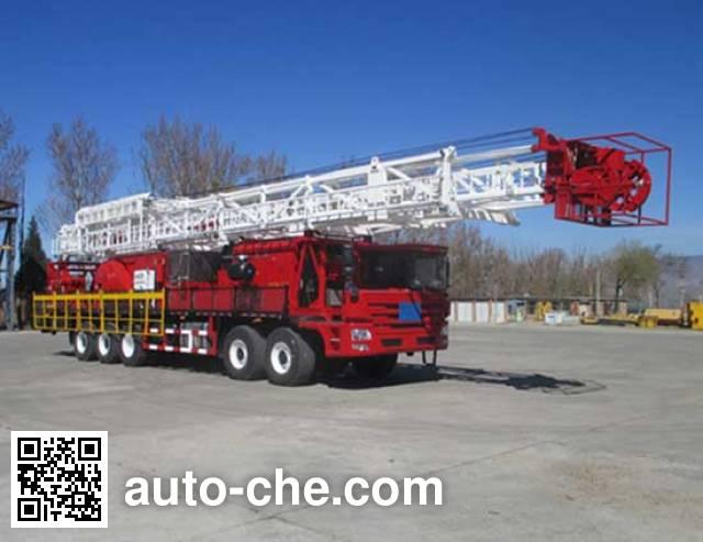 Jinshi DFX5511TXJ well-workover rig truck
